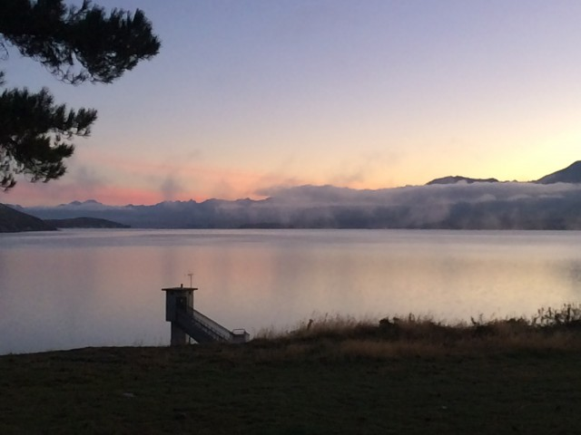Pukaki Sunrise