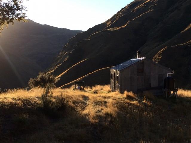 Bullendale Dynamo Hut